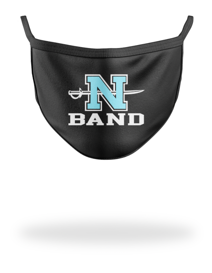 North Bay Haven Band Mask v2