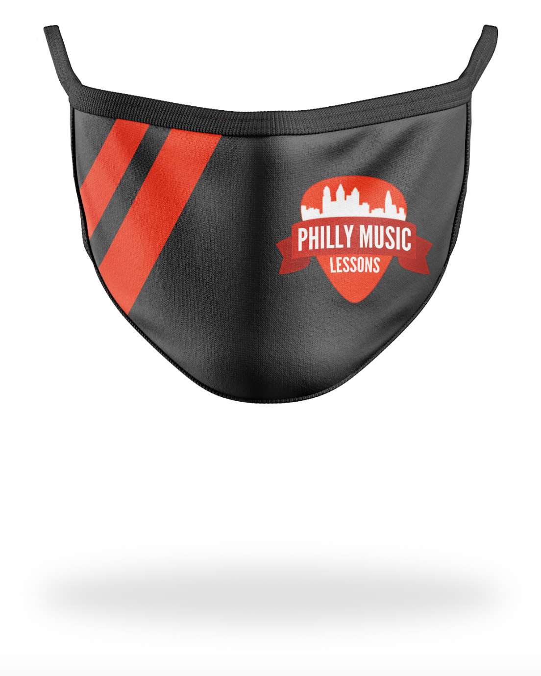 Philly Music Lessons Mask v1