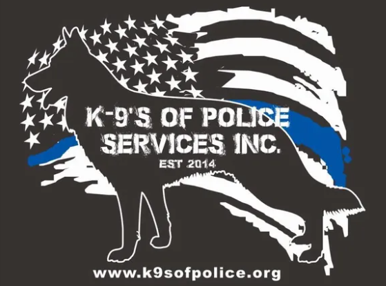 K-9's of Police Services Logo Web
