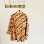Kantha short robe - MEDIUM
