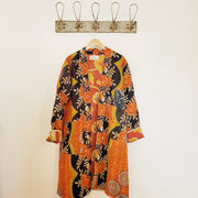 Kantha long robe - MEDIUM