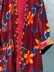 Kantha long robe - x x large