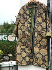 Kantha long robe - small