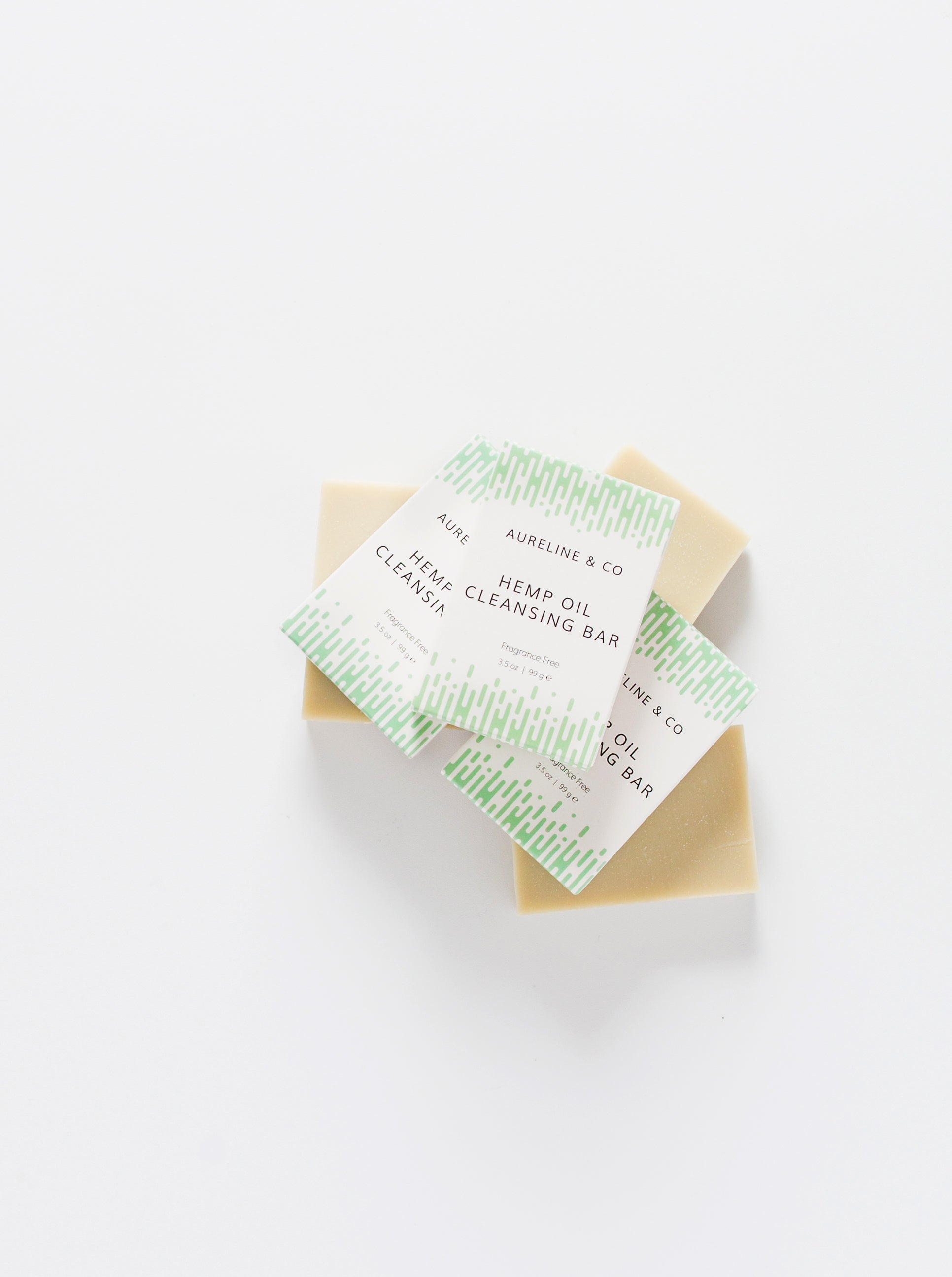 Hemp Oil Cleansing Bar