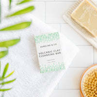 Volcanic Clay Cleansing Bar