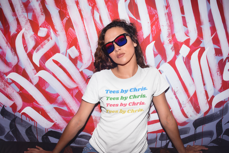 🔥 Tees By Chris | Women's T Shirts, 90s T Shirts and more 🔥