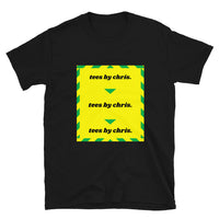 TEES BY CHRIS STAY SAFE Short-Sleeve Unisex T-Shirt