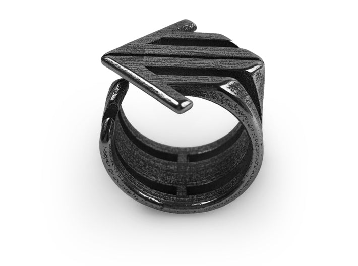 Arrow Ring - Slim 3d printed