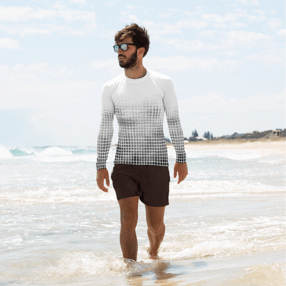 Grid Rash Guard