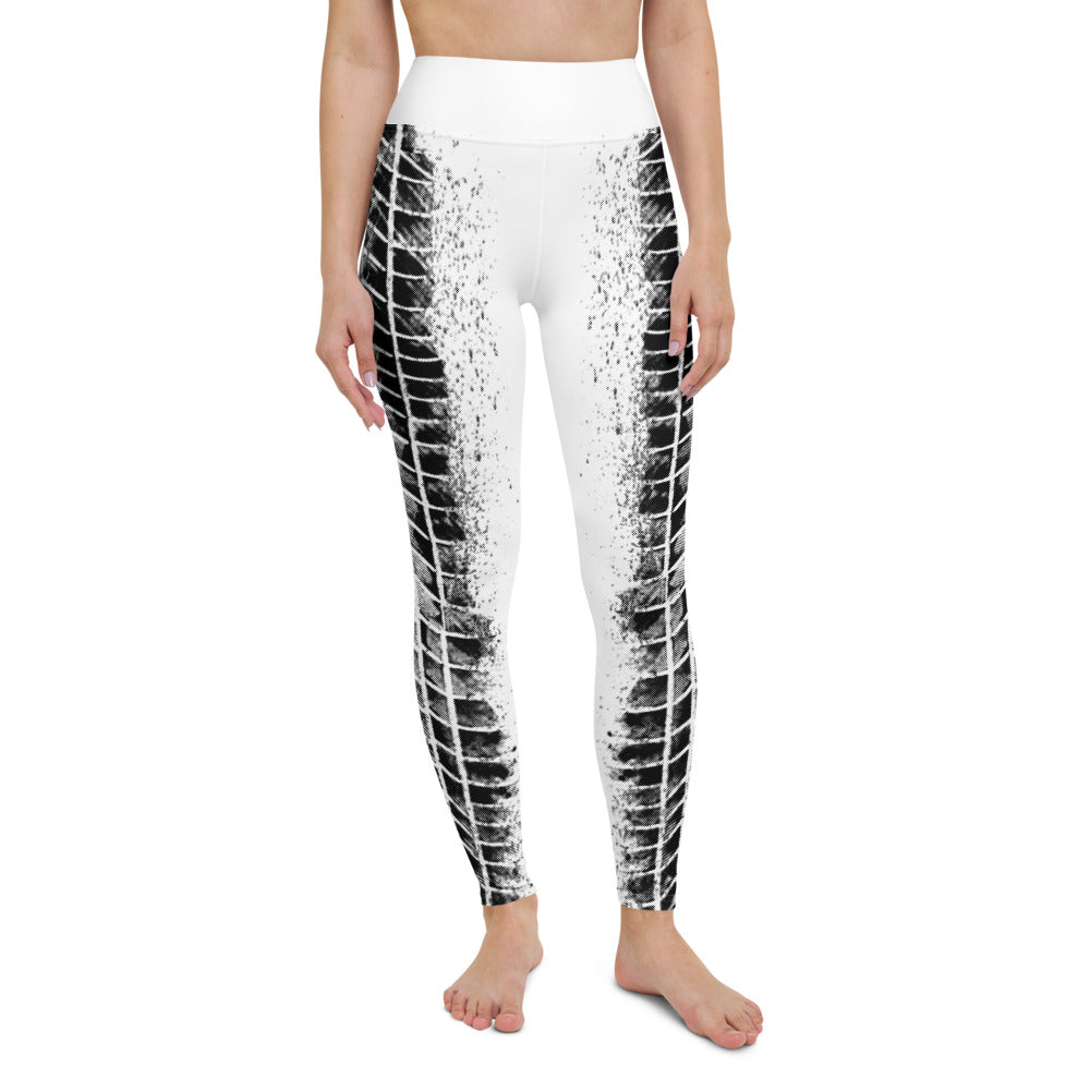 Tyred Yoga Leggings