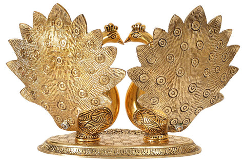 Pair of Peacock - Energised - Vastu Miracles