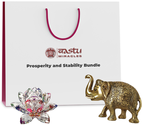 Prosperity and Stability Bundle - Vastu Miracles