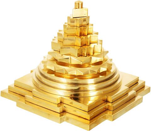 Brass Shree Maha Yantra - Vastu Miracles