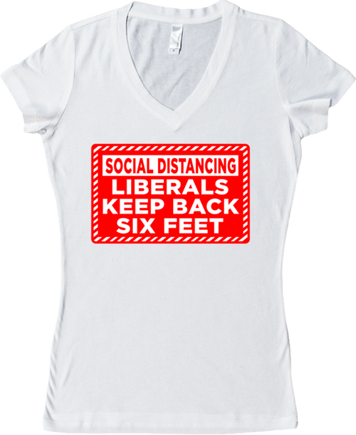 Sporty T - Social Distancing