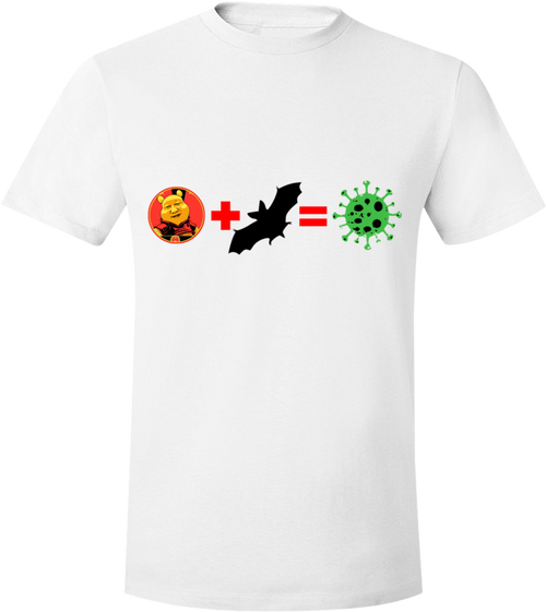 T Shirt - Viral Math
