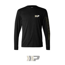 Pocock Tech Shirt - Long Sleeve (Black)
