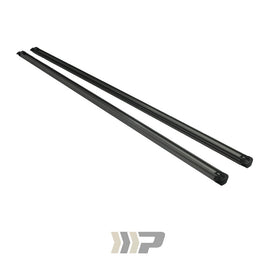 "Seat Track Pair, Long (36"" Anodized Aluminum)"