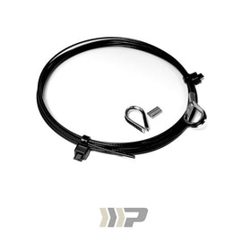 Steering Cable Kit, V8/xVIII
