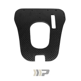 Steering Footboard, Carbon Fiber