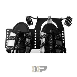 Steering Sandals, on Steering Shoeplate