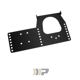 Steering Shoeplate, Anodized Aluminum