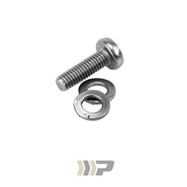 Wheel Hardware (Bolt, Flat Washer, Lock Washer)
