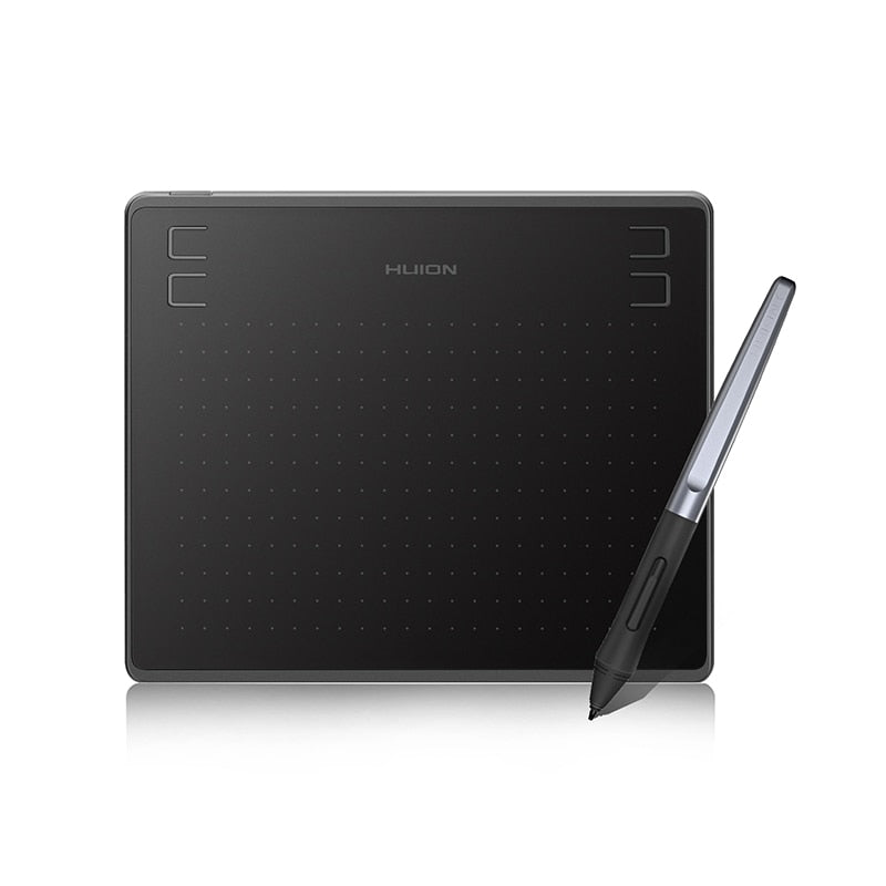 "Huion 6""x4"" Digital Drawing Tablet with Battery-Free Stylus"