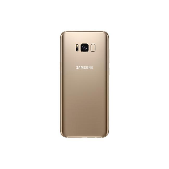 Samsung Galaxy S8 Plus (6GB, 128GB) Fingerprint Sensor Maple Golden