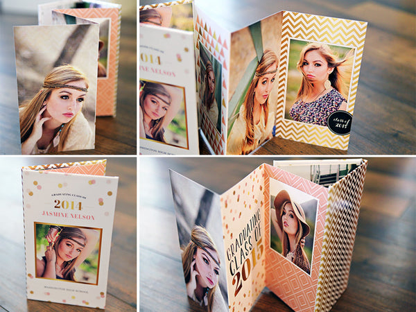 Accordion Book | Confetti