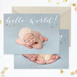 Birth Announcement | Introducing