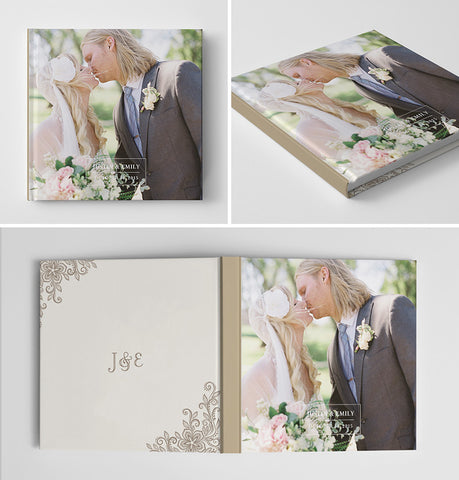 Wedding Book Album | Hitched