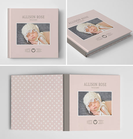 Baby Book Album | Sweetness