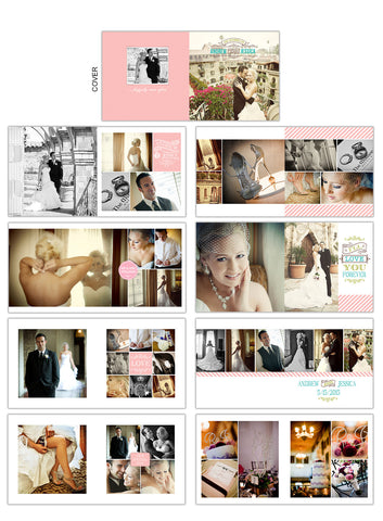 Coffe Table Book | Our Love Story