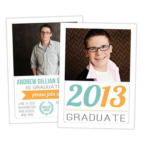 Grad Announcement | Class of 2013
