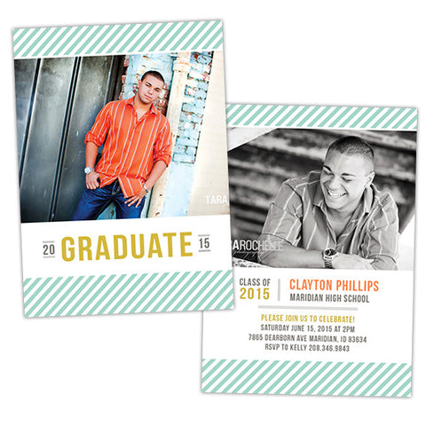Grad Announcement | Graduate