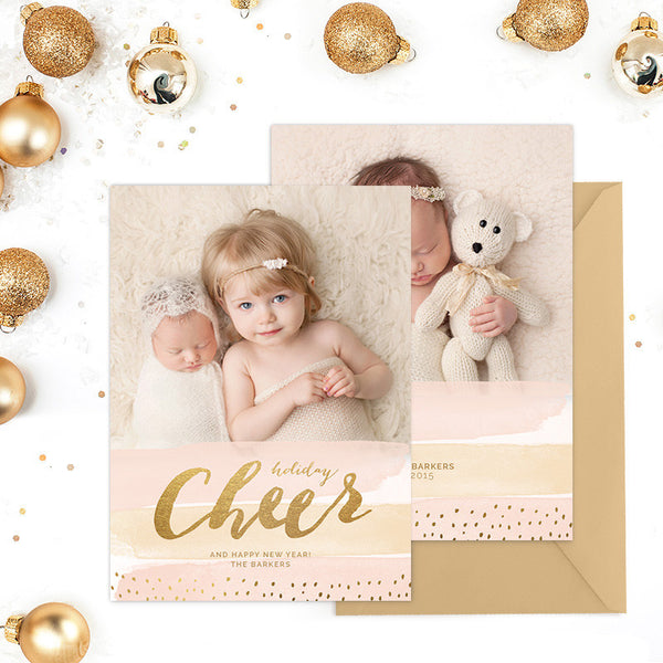 Holiday Photo Card | Joyful