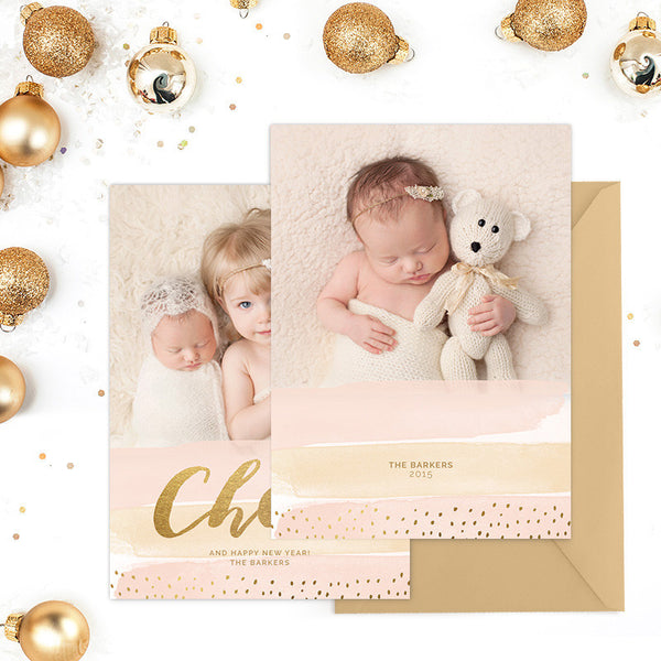 Holiday Photo Card | Holiday Cheer