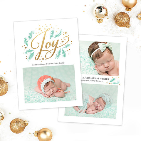 Christmas Card | Christmas Joy