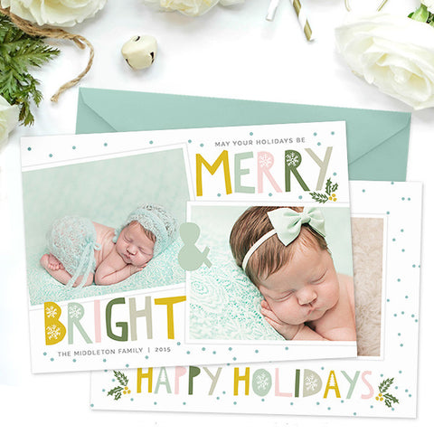 Holiday Card | Happy Holidays