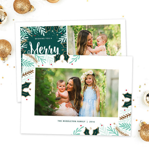 Holiday Card | Bright Holiday Season