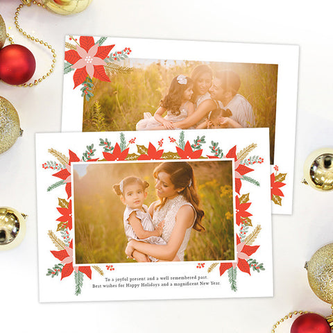 Christmas Card | Joyful Present
