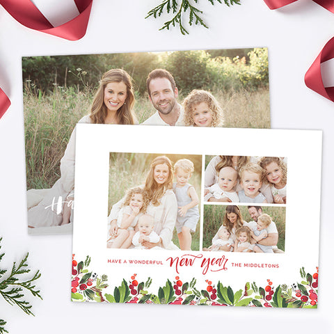 Christmas Card | Have a Jolly Christmas