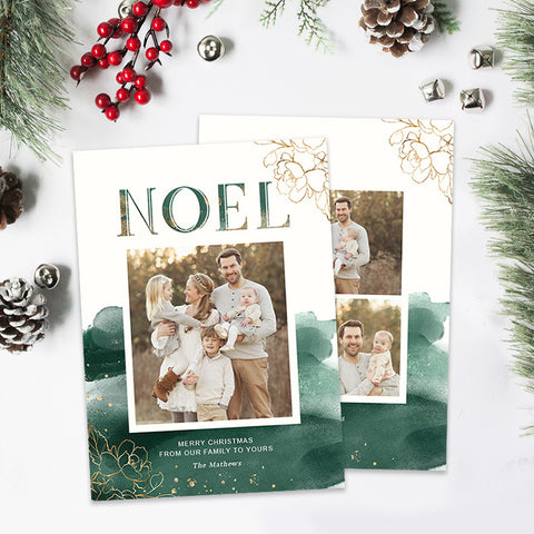 Christmas Card | Emerald