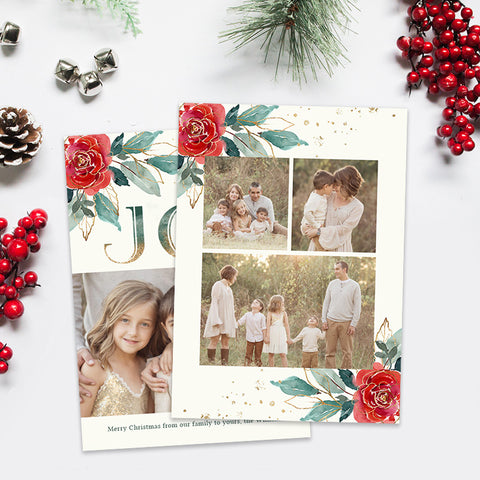 Christmas Card | Joyful Gem
