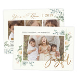 Holiday Card | Joyful Year in Review