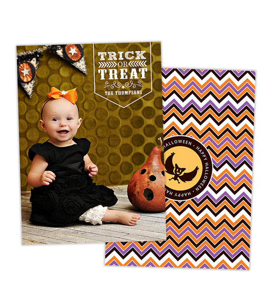 Halloween Card | Trick or Treat