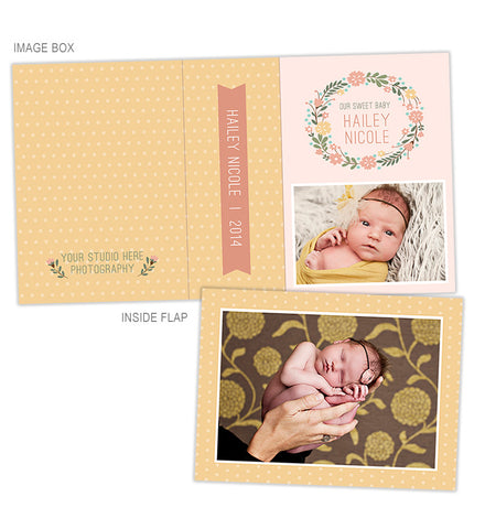 Image Box | Floral Wreath