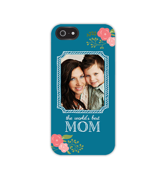 iPhone Case or Skin  | World's Best Mom