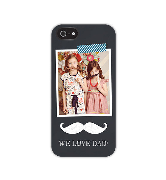 iPhone Case or Skin  | We Love Dad!