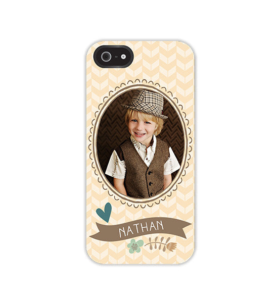 iPhone Case or Skin  | Pattern Love